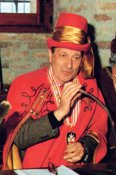 Colla Giuseppe - Gran Maestro