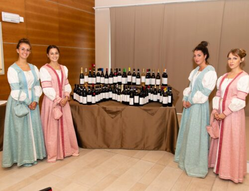 295th  Chapter of the Selection of the Great Wines of Alba